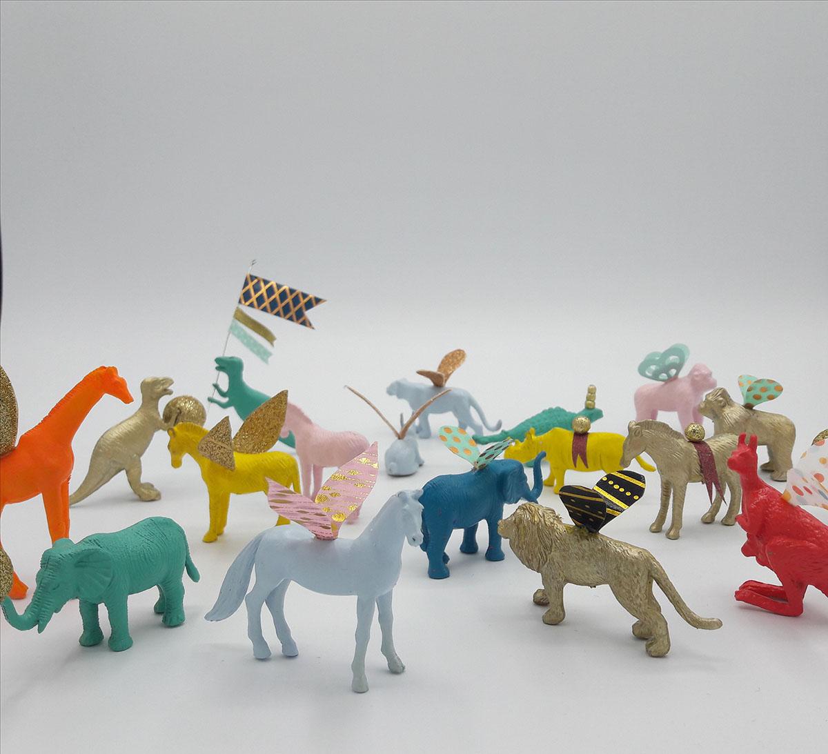 troupeau animaux mes2ailes funambules